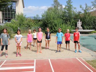 Ferienkurs Leichtathletik erfolgreich durchgeführt