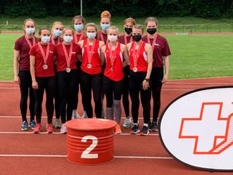 Vizeschweizermeistertitel für LZO Frauen U20