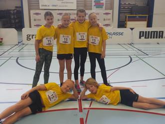 Lokale Ausscheidung UBS Kids Cup Team in Thun