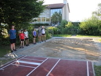 Swiss Athletics Junior Challenge in Herzogenbuchsee