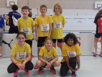 UBS Kids Cup Team in Thun