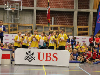 UBS Kids Cup Team: 13 TVH-Teams am Start