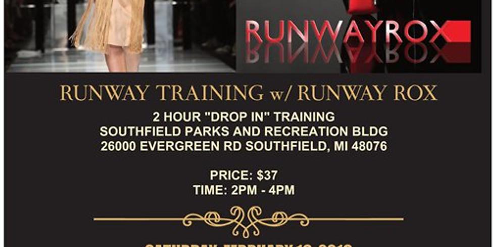 Runway Training