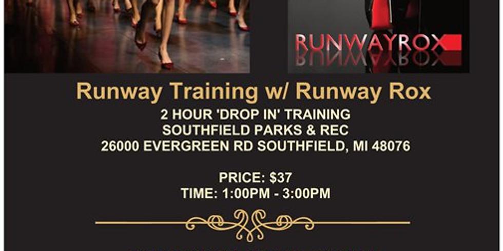 Private Runway Training