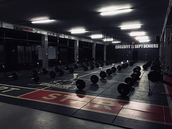 CROSSFIT SEPT DENIERS
