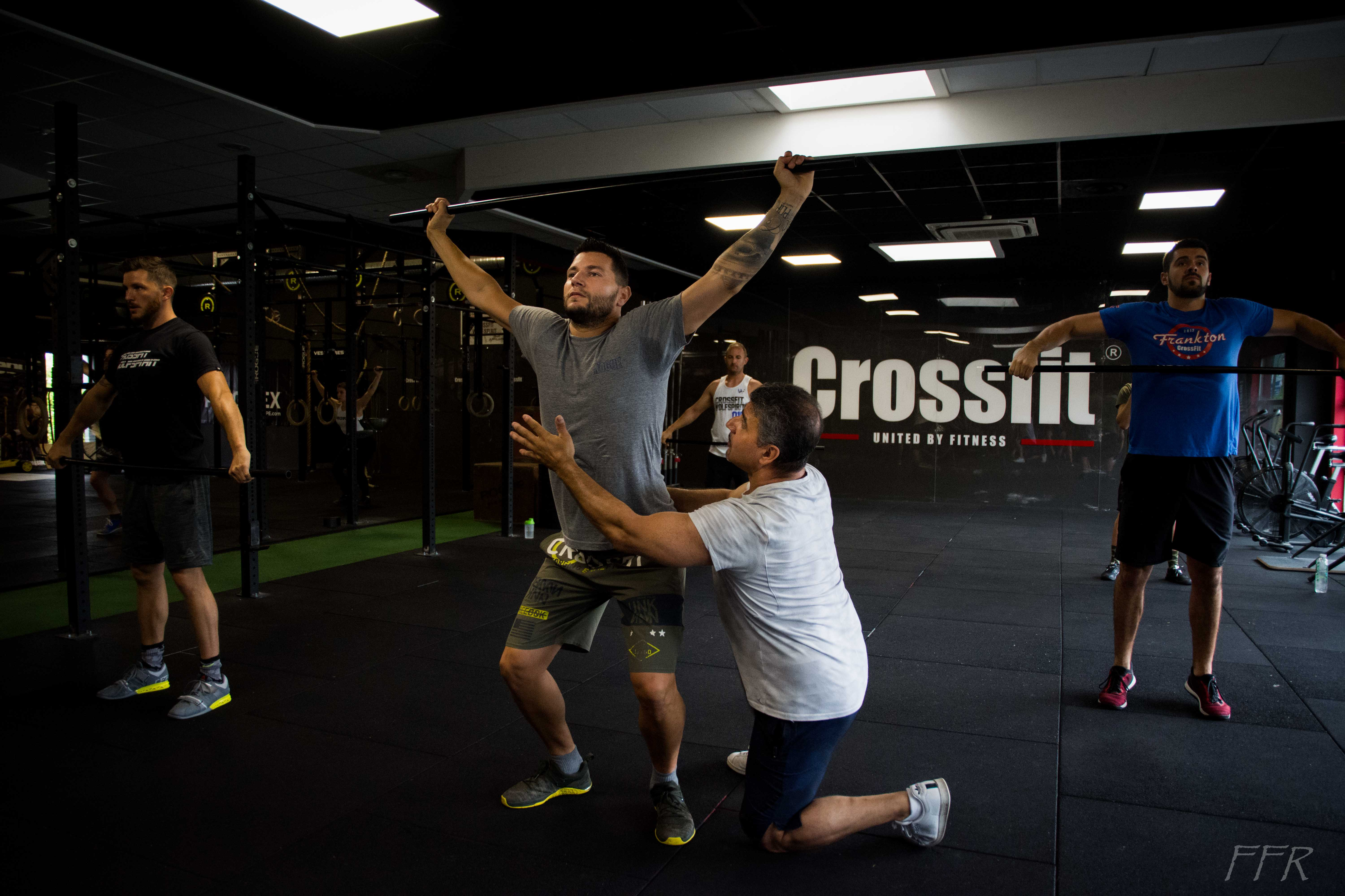 CROSSFIT WOLFSPIRIT