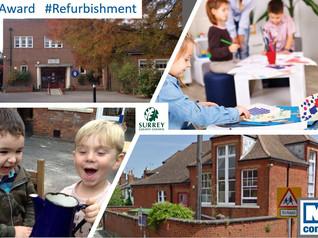 Contract Award Guildford Children's Centre