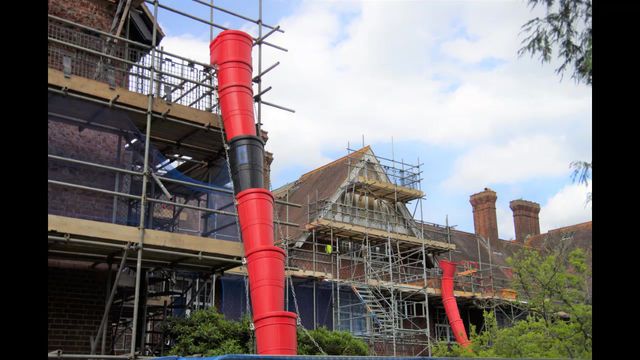 Great progress at Mayford Business Centre