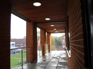 New wing completed for Salesian School