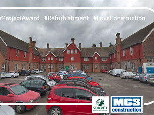 Contract Award Mayford Business Centre