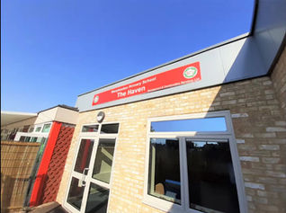 New SEND facilities at Worplesdon Primary School