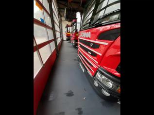 Rapid Progress at Leatherhead Fire Station