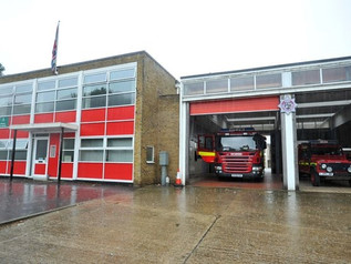 Contract Award - Sunbury Fire Station Demolition