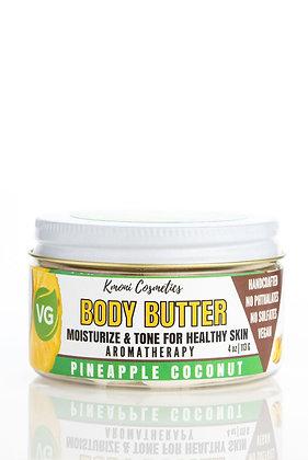 Pineapple Coconut Body Butter