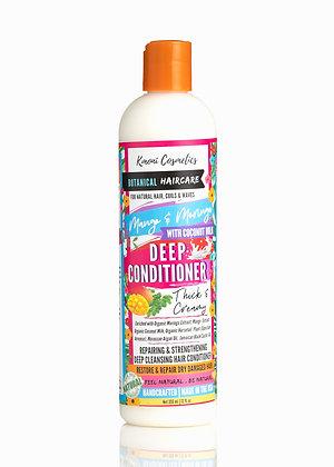 Mango & Moringa Deep Conditioner with Coconut Milk