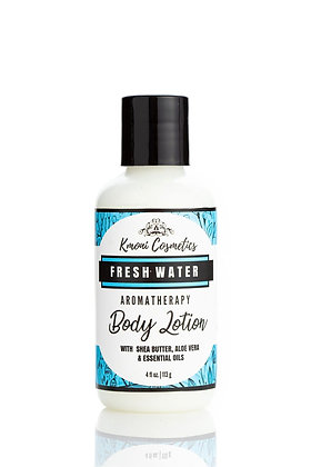 Fresh Water Body Lotion