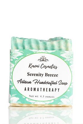 Serenity Breeze Artisan Soap
