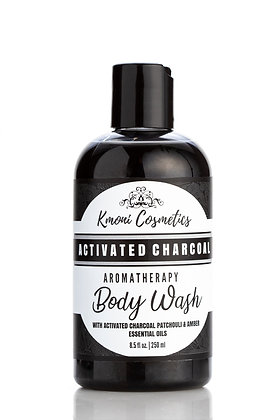 Detoxifying Activated Charcoal Body Wash