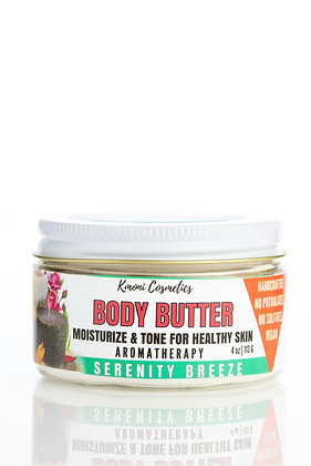 Serenity Breeze Body Butter