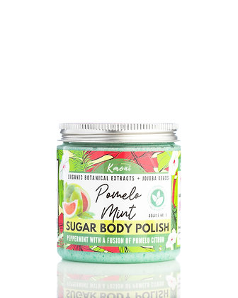 Pomelo Mint Botanical Sugar Body Polish