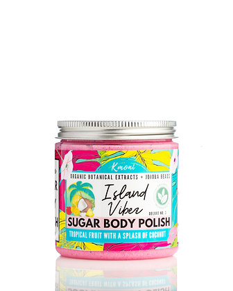 Island Vibez Botanical Sugar Body Polish