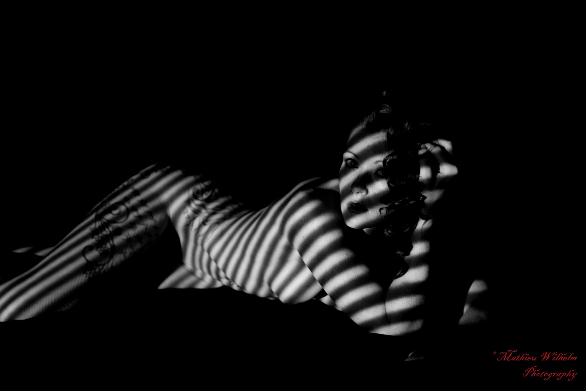 2017-3-04 Megane Ruffio - projection sur