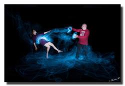 2016-10-25 Audry Birger Lightpainting fond noir (28)