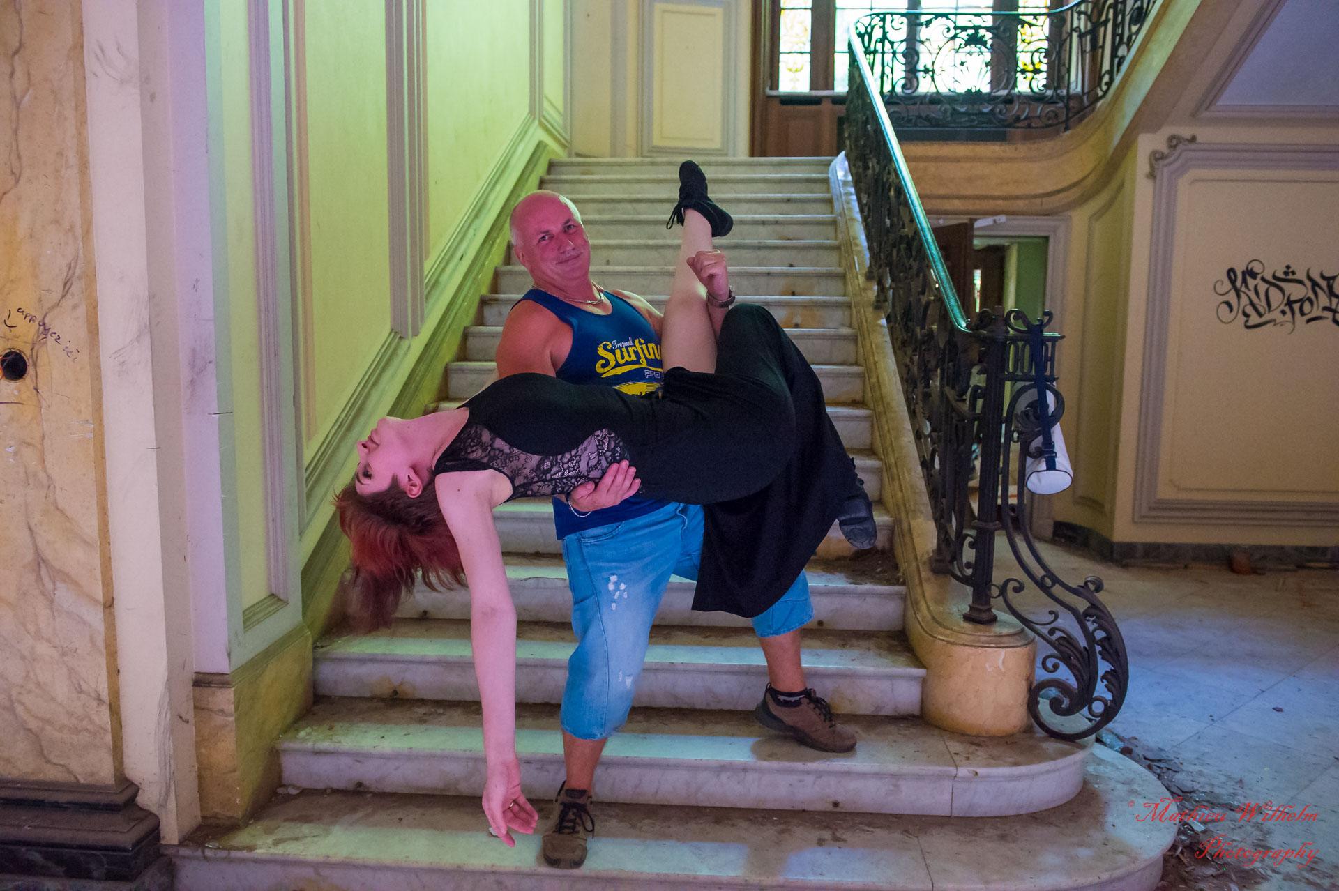 2017-07-18 Manoir a la verriere - Fanny