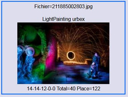 2017 - Lightpainting  urbex