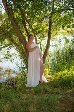 2018-08-16 Tiffany Brun grossesse exteri