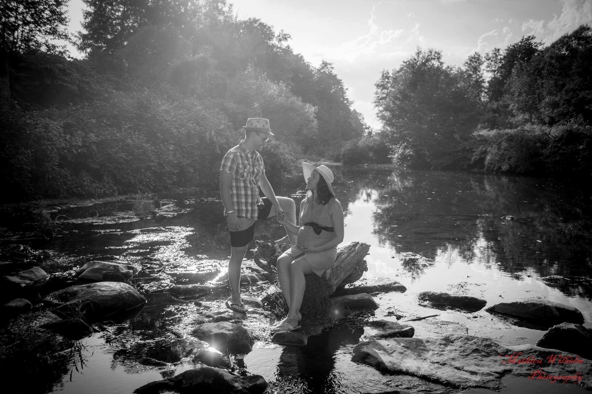 2018-08-21 Eve Lyne - grossesse riviere
