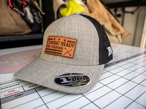 Combat Ready Hats - Curved Flex Trucker