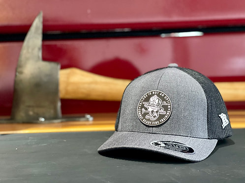 Combat Ready Hats - Curved Flex Trucker