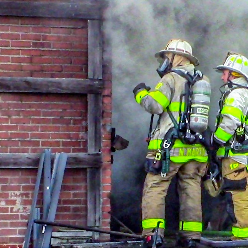 Aggressive Command Supports Aggressive Firefighting