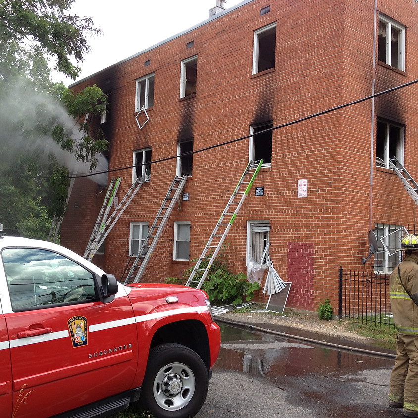 Aggressive Command Supports Aggressive Firefighting - Springfield, OH
