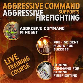 Aggressive Command LIVE Training Course