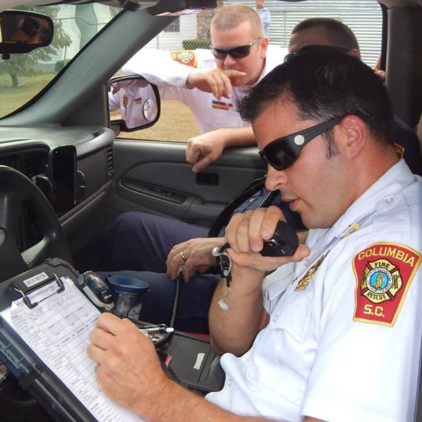 Aggressive Command Supports Aggressive Firefighting - Norfolk, VA