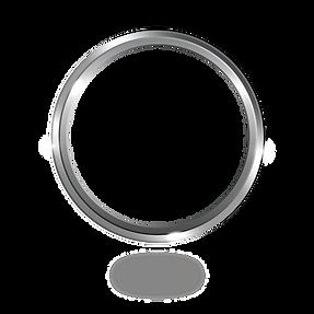 —Pngtree—silver metal textured circular