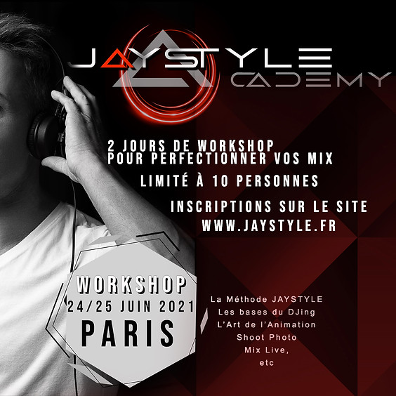 WORKSHOP - MIX by JAYSTYLE