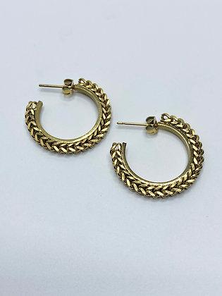 hoop earrings #5