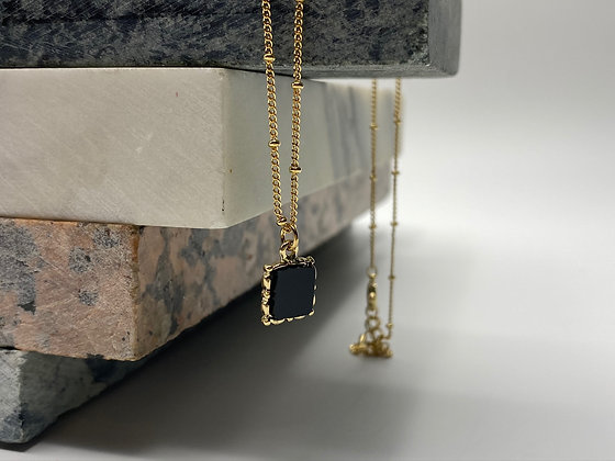 acetate necklace #3