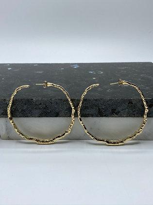 hoop earrings #15