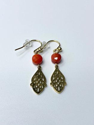 drop earrings #73