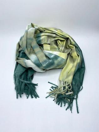 fringed blanket scarf #7