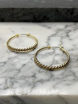 hoop earrings #3