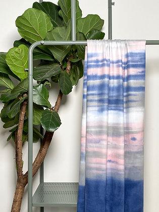 fringed blanket scarf #6