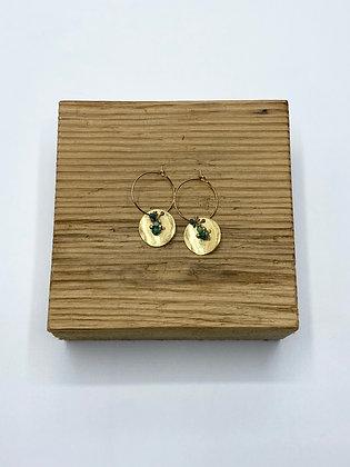 drop earrings #24