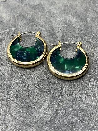 acetate earrings #11