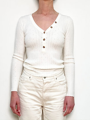 long sleeves soft knitted