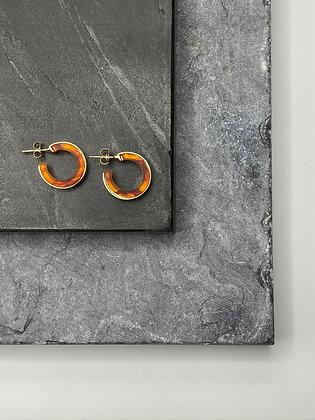 acetate earrings #4